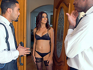 Eva Long Gets Fucked Long Dick Style image 1